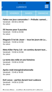Printscreen1 - Ludesco Mobile