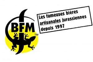 Le logo de la BFM